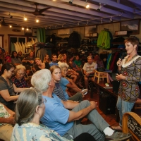 Farming Outside the Box Presentation at Patagonia Store Haleiwa Oahu