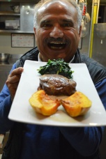 Chef Peppe Zullo, Orsara di Puglia